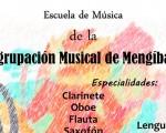 Nuevo curso de la Escuela de Música de la Agrupación Musical de Mengíbar