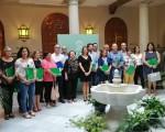 El Ayuntamiento de Mengíbar firma un convenio con la Junta para prestaciones en beneficio de la comunidad por parte de menores infractores