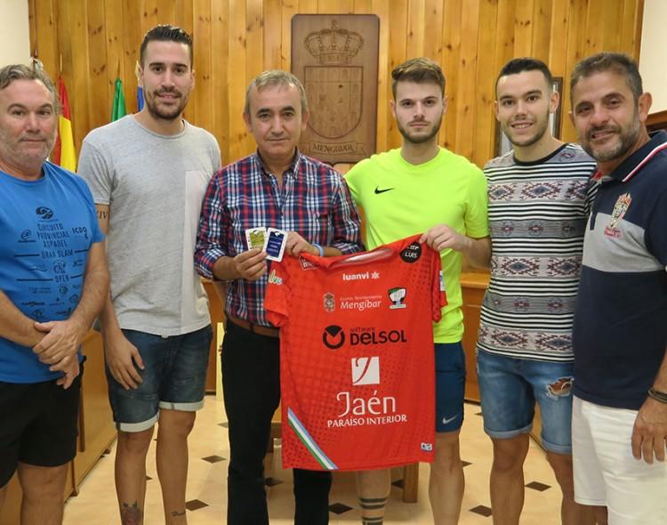 Apoyo del Ayuntamiento mengibareño al Software Delsol Mengíbar en el arranque de la nueva temporada
