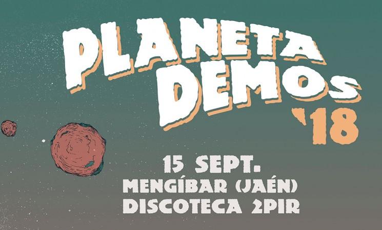Horarios del Festival PlanetaDemos Mengíbar 2018