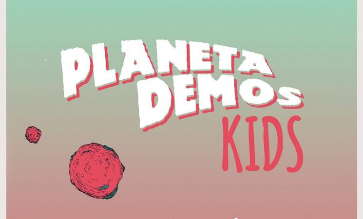 Nueva edición del PlanetaDemos Kids – Mengíbar 2018, este sábado 15 de septiembre de 2018