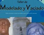 Novedoso Taller de modelado y vaciado en Mengíbar