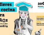 Taller infantil de cocina en Mengíbar, a partir de octubre