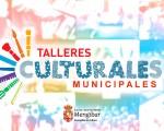 Oferta completa de los Talleres Municipales de Cultura en Mengíbar