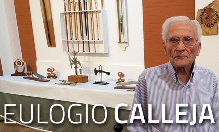 Vídeo de la exposición de Eulogio Calleja en la Casa de la Cultura de Mengíbar