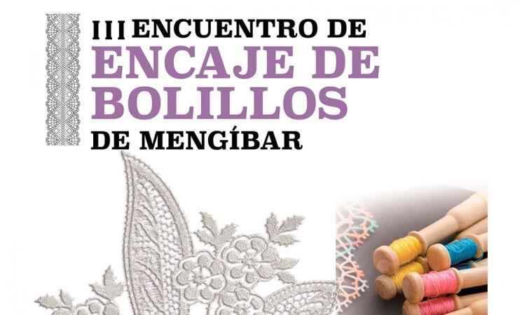El III Encuentro de Encaje de Bolillos de Mengíbar será el domingo 4 de noviembre de 2018