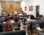 Colectivos locales participan en la confección del programa del próximo Noviembre Cultural de Mengíbar