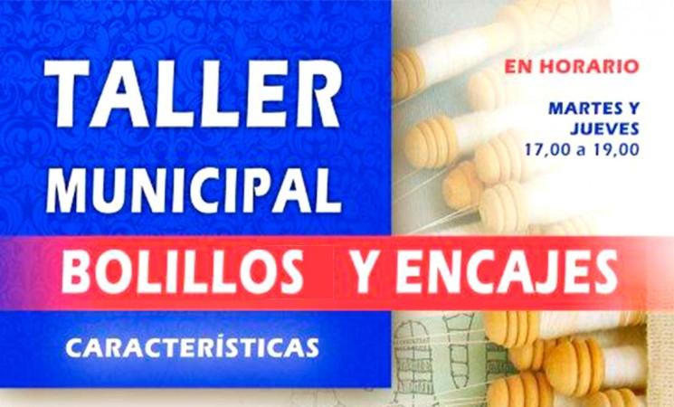 Nueva edición del Taller Municipal de Bolillos y Encajes en Mengíbar