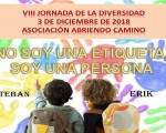 La VIII Jornada de la Diversidad de Mengíbar, el próximo 3 de diciembre de 2018