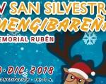 La IV San Silvestre Mengibareña-Memorial Rubén será el 30 de diciembre de 2018