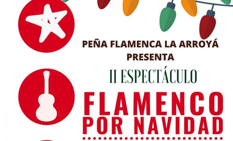 Nuevo espectáculo 'Flamenco por Navidad' en Mengíbar, el próximo 15 de diciembre de 2018