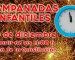 Las campanadas infantiles de Mengíbar, el próximo domingo 30 de diciembre de 2018