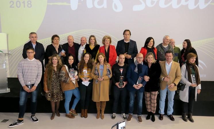 Los Premios Andalucía Más Social-Jaén 2018 se entregan en el Museo Terra Oleum de Mengíbar