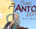 Inscripciones para las lumbres y la bendición de animales por la fiesta de San Antón en Mengíbar (16 y 17 de enero de 2019)