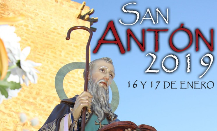 Bando del alcalde de Mengíbar con motivo de las lumbres de San Antón 2019