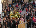 San Antón bendice a cientos de animales de Mengíbar (álbum fotográfico)