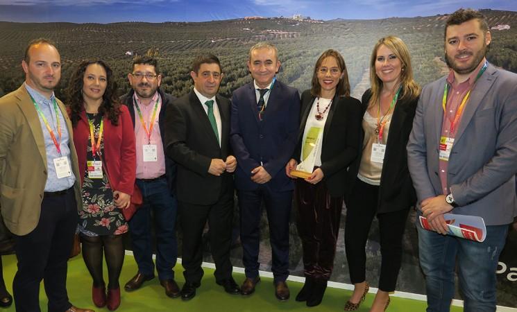 El oro líquido de Mengíbar premiado en los Jaén Selección 2019, reclamo en Fitur