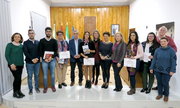 El Ayuntamiento de Mengíbar entrega los premios del III Concurso Nacional de Cartas de Amor