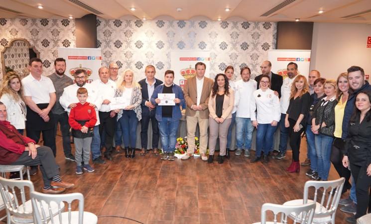 La Pechá se lleva el Premio de la Ruta de la Tapa y Mi Casa, el GastroMengíbar 2019