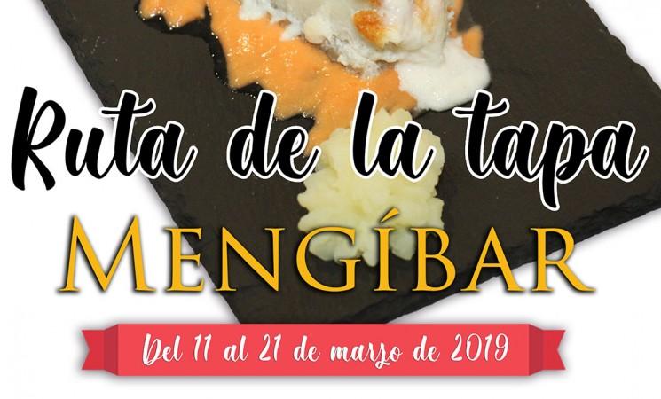 La nueva Ruta de la Tapa de Mengíbar será del 11 al 21 de marzo de 2019