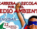La V Carrera Escolar por el Medio Ambiente de Mengíbar será el próximo 12 de abril de 2019