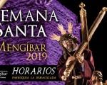 Semana Santa 2019: Horarios de cultos de la Parroquia de La Inmaculada de Mengíbar