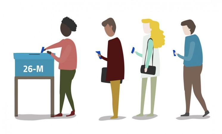 Consulta de las listas electorales para las Elecciones Municipales y al Parlamento Europeo del 26 de mayo de 2019 en el Ayuntamiento de Mengíbar