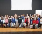 Mengíbar celebra el Día del Libro con la entrega de premios del III Certamen Literario Escolar Pepe Román