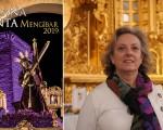 María José Beltrán Lillo pregonará la Semana Santa de Mengíbar este sábado 6 de abril de 2019