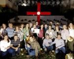 La Cofradía del Señor de las Lluvias se lleva el primer premio del Concurso de las Cruces de Mayo de Mengíbar 2019