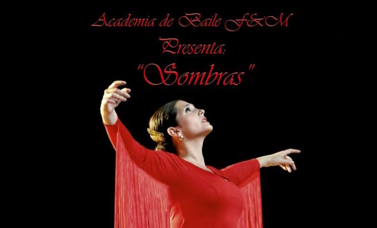 'Sombras', a cargo de la Academia F&M, el 2 de julio de 2019 en el Auditorio Municipal