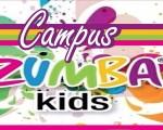 Campus Zumba Kids en Mengíbar, del 1 al 12 de julio de 2019