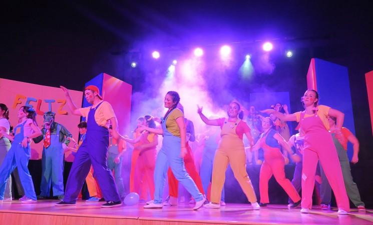 'Canta y juega: ¡Gran fiesta del verano!', a cargo de Getsemaní, los días 10 y 11 de julio de 2019 en el Auditorio Municipal de Mengíbar