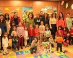 Elena Molina llena de historias la ludoteca infantil de Mengíbar