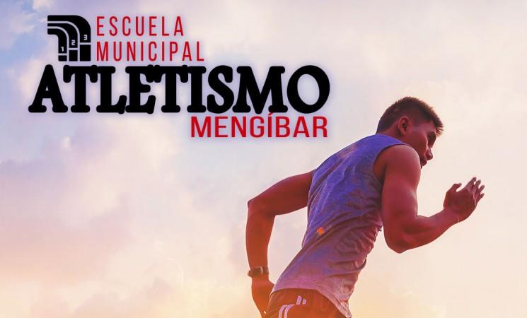 El Ayuntamiento de Mengíbar abre la inscripción para la Escuela Municipal de Atletismo 2019/2020