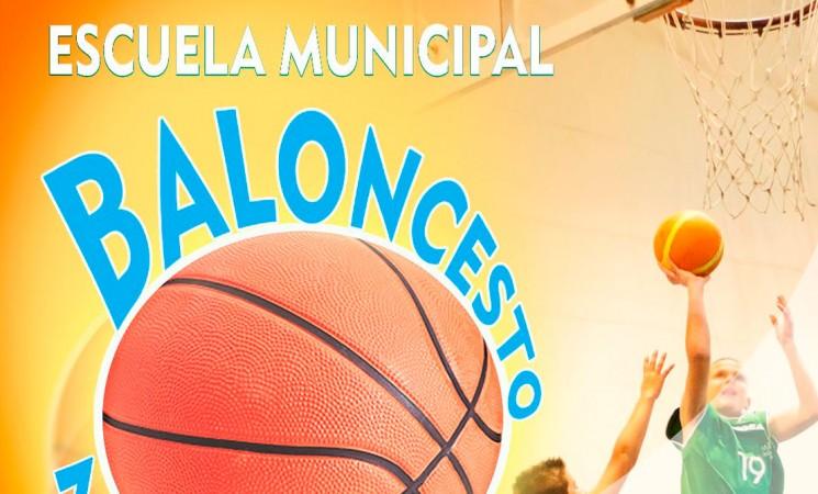 El Ayuntamiento de Mengíbar abre la inscripción para la Escuela Municipal de Baloncesto 2019/2020