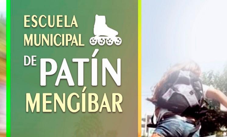 El Ayuntamiento de Mengíbar abre la inscripción para la Escuela Municipal de Patinaje 2019/2020