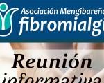 Reunión informativa de la Asociación de Fibromialgia de Mengíbar