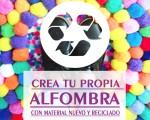 Taller Municipal 'Crea tu propia alfombra' en Mengíbar 2019/2020