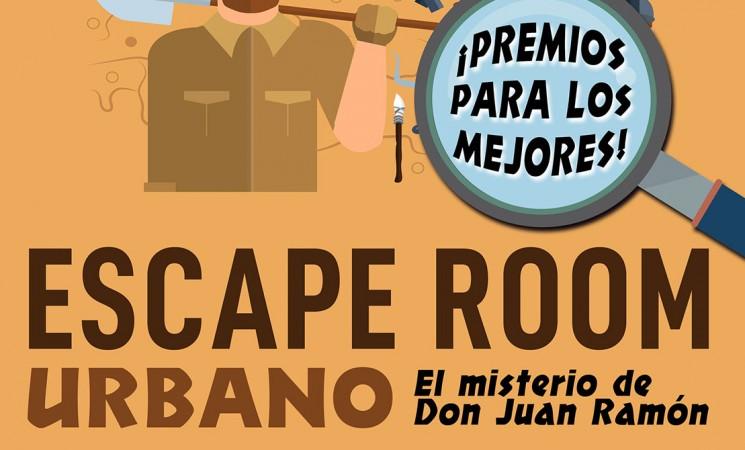 Primer 'Escape room urbano' por Mengíbar, en la Jornada de la Juventud del próximo sábado 5 de octubre de 2019