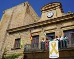 El Ayuntamiento de Mengíbar se suma a la campaña de sensibilización sobre el cáncer infantil de la Asociación ALES