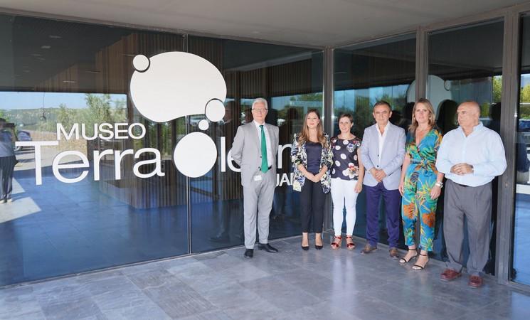 El Museo Terra Oleum de Geolit (Mengíbar) celebra el Día del Turismo