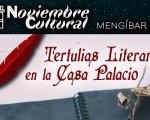 'Don Juan Tenorio', de José Zorrilla, protagonista de las Tertulias Literarias de la Casa Palacio de Mengíbar este viernes, 1 de noviembre de 2019