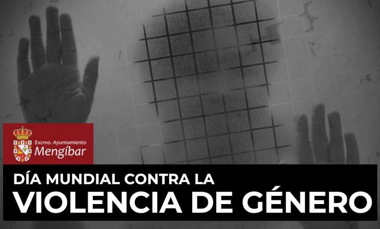 Declaración institucional del Día contra la violencia de género · Mengíbar 2019