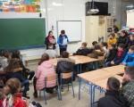 El Colegio José Plata de Mengíbar realiza un vídeo contra la violencia de género