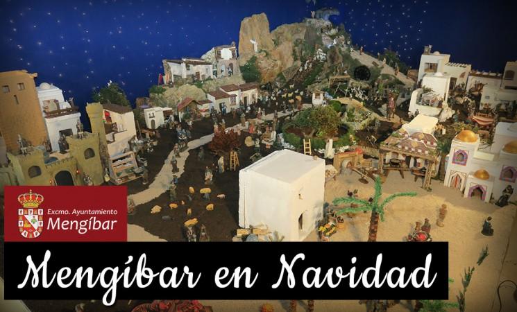 Mengíbar en Navidad 2019 - Programación de actividades navideñas