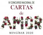 Convocado el IV Concurso Nacional de Cartas de Amor de Mengíbar 2020