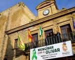 El Ayuntamiento de Mengíbar muestra su apoyo al olivar tradicional y respalda las reivindicaciones del sector olivarero