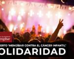 Concierto benéfico 'Mengíbar contra el cáncer infantil', con Ethos y Único, el 8 de febrero de 2020