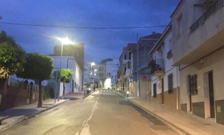 El Ayuntamiento de Mengíbar informa de la apertura de la calle Reina Sofía tras las obras de mejora